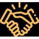 Ikon - handshake